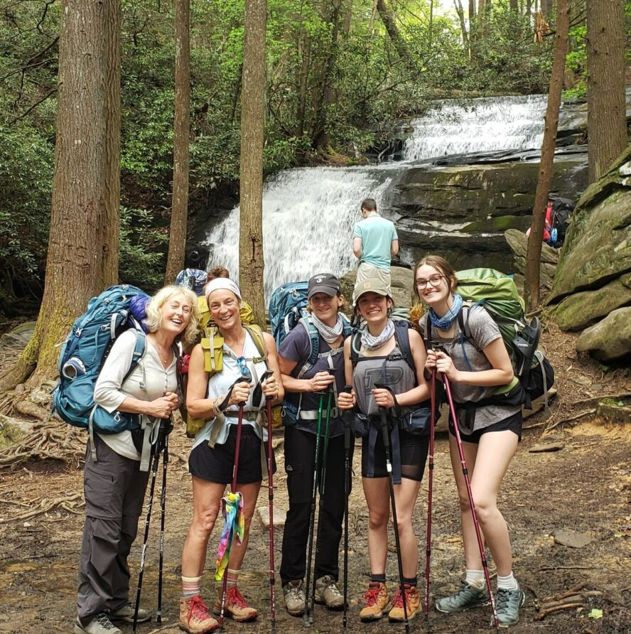 From beginning to end you're going to make countless friends. The camaraderie is one of the best parts about thru-hiking, and also one of the hardest things to leave behind.