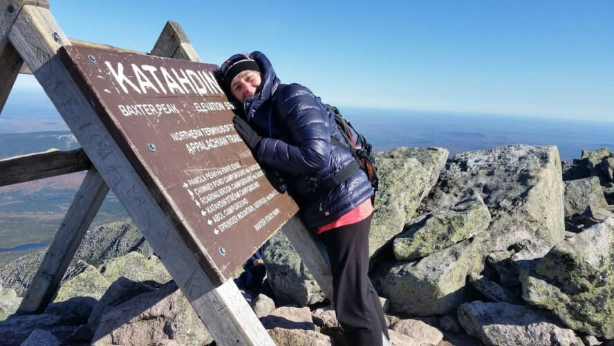 The remote and wild Maine is my favourite state. When you get here it is bittersweet; you've worked so hard for this, yet you don't want it to end. Soon enough you'll reach the summit of Mt. Katahdin. What an accomplishment.
