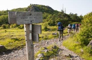What It Takes To Thru-Hike The Appalachian Trail