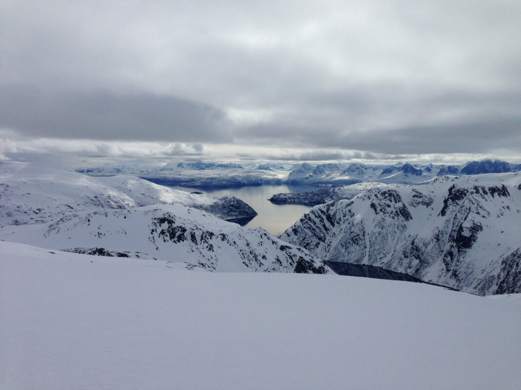 Glaciers, slopes, and best powder in Norway