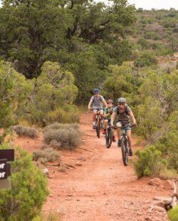 Guided Mountain Biking in Dead Horse Point