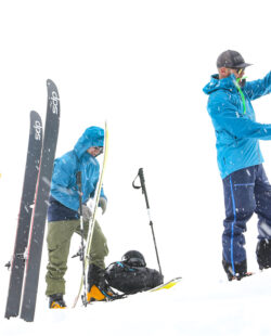 Split and Ski Mountaineering Camp in Wasatch, Utah